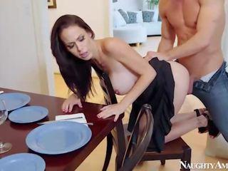 Forró lépés anya pornócső